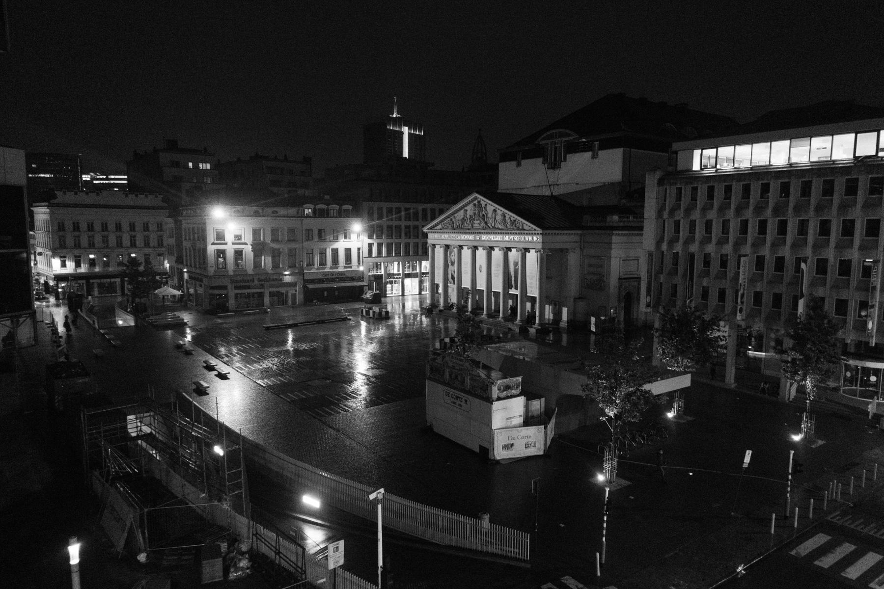 Night time views