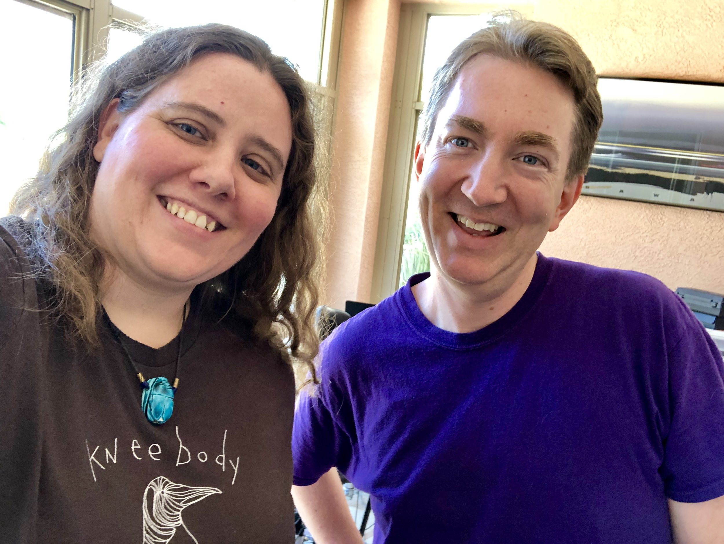 Monica and Colin have been playing music together for over a decade and share a love and curiosity for music and musicians from around the world!