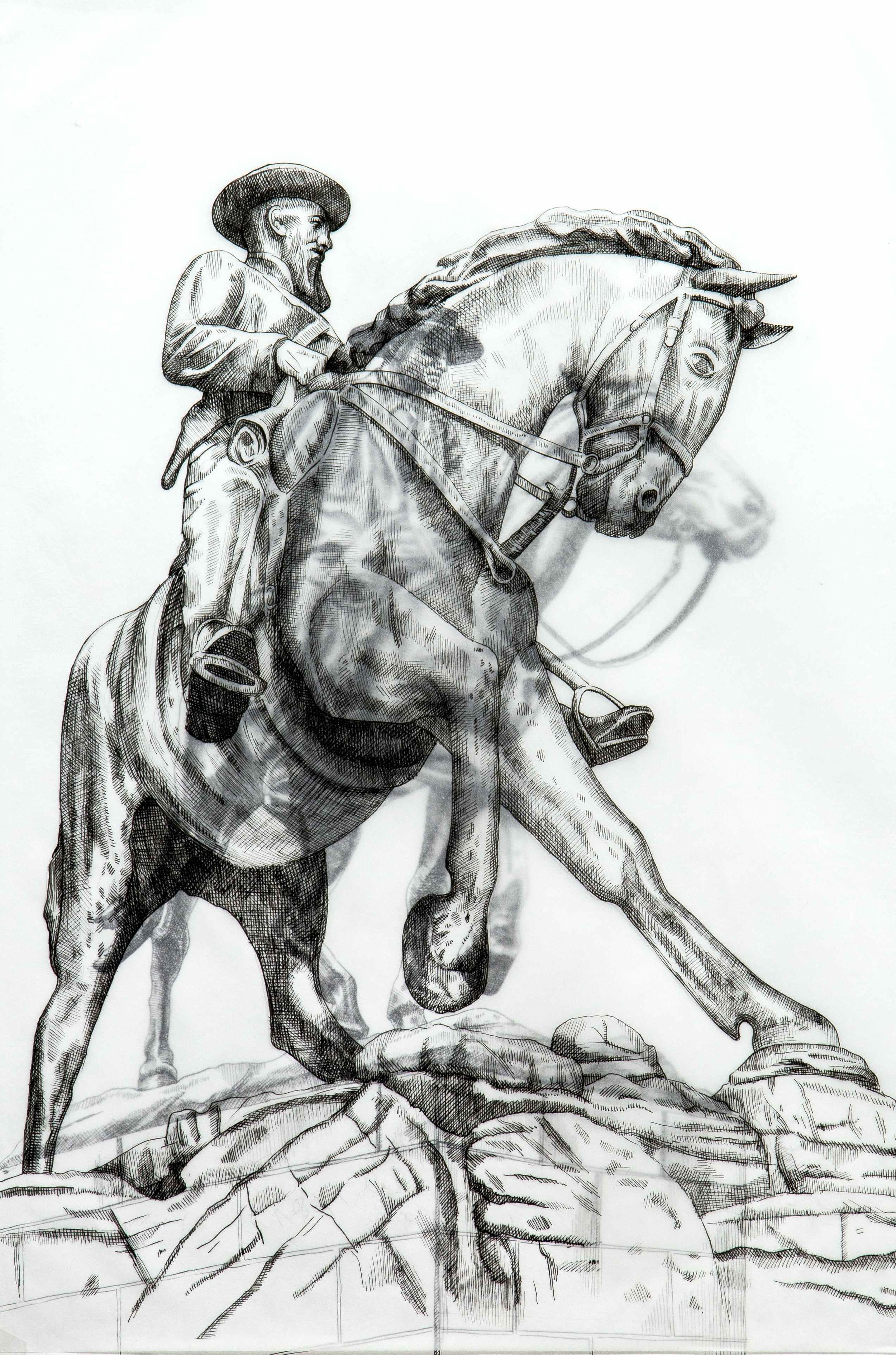Monument To General De La Rey