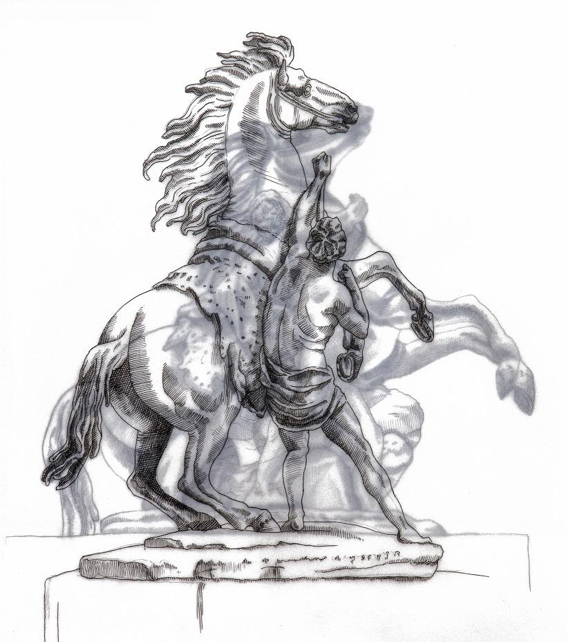 Horse Tamer I