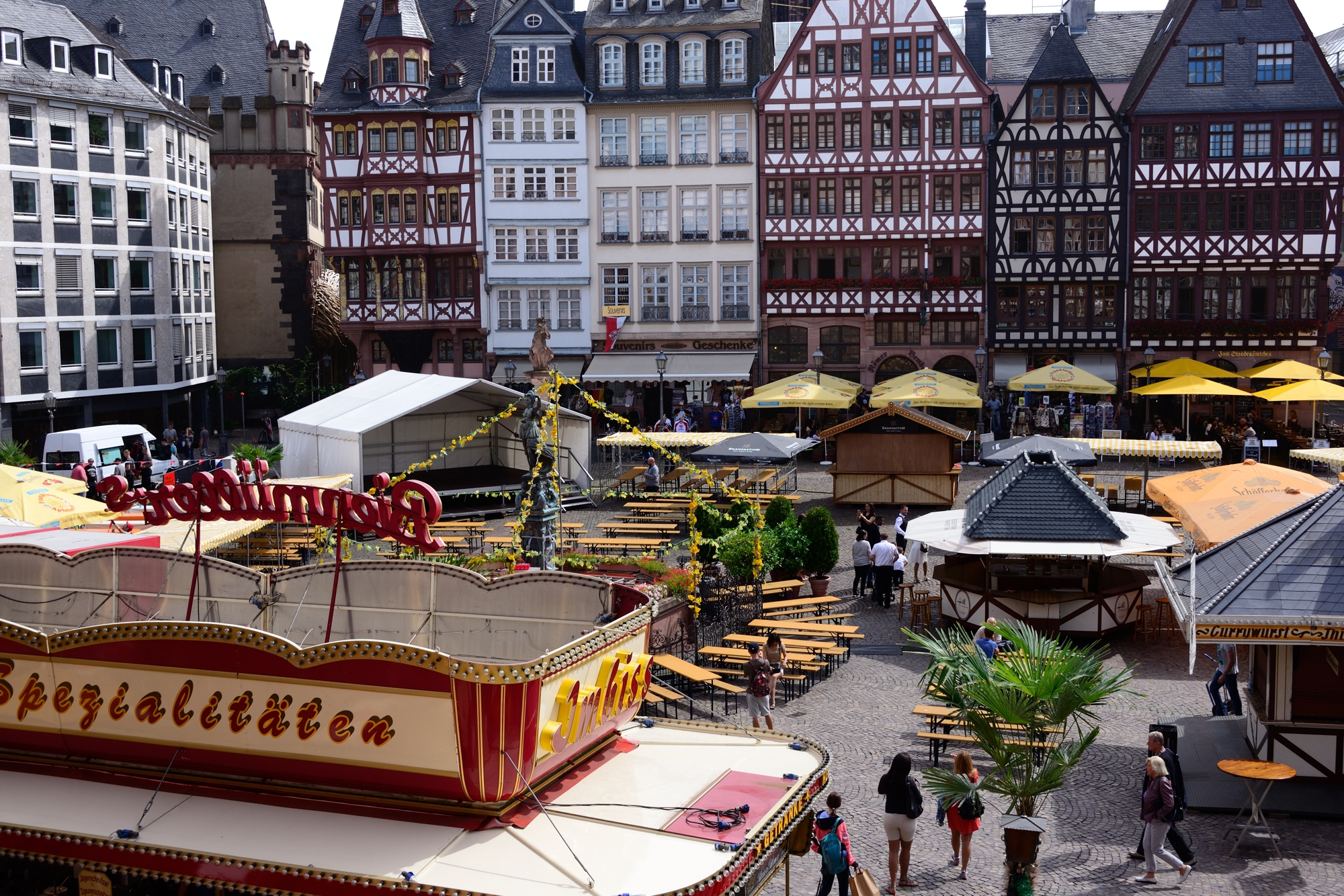 Copy of Fest on the Römerberg