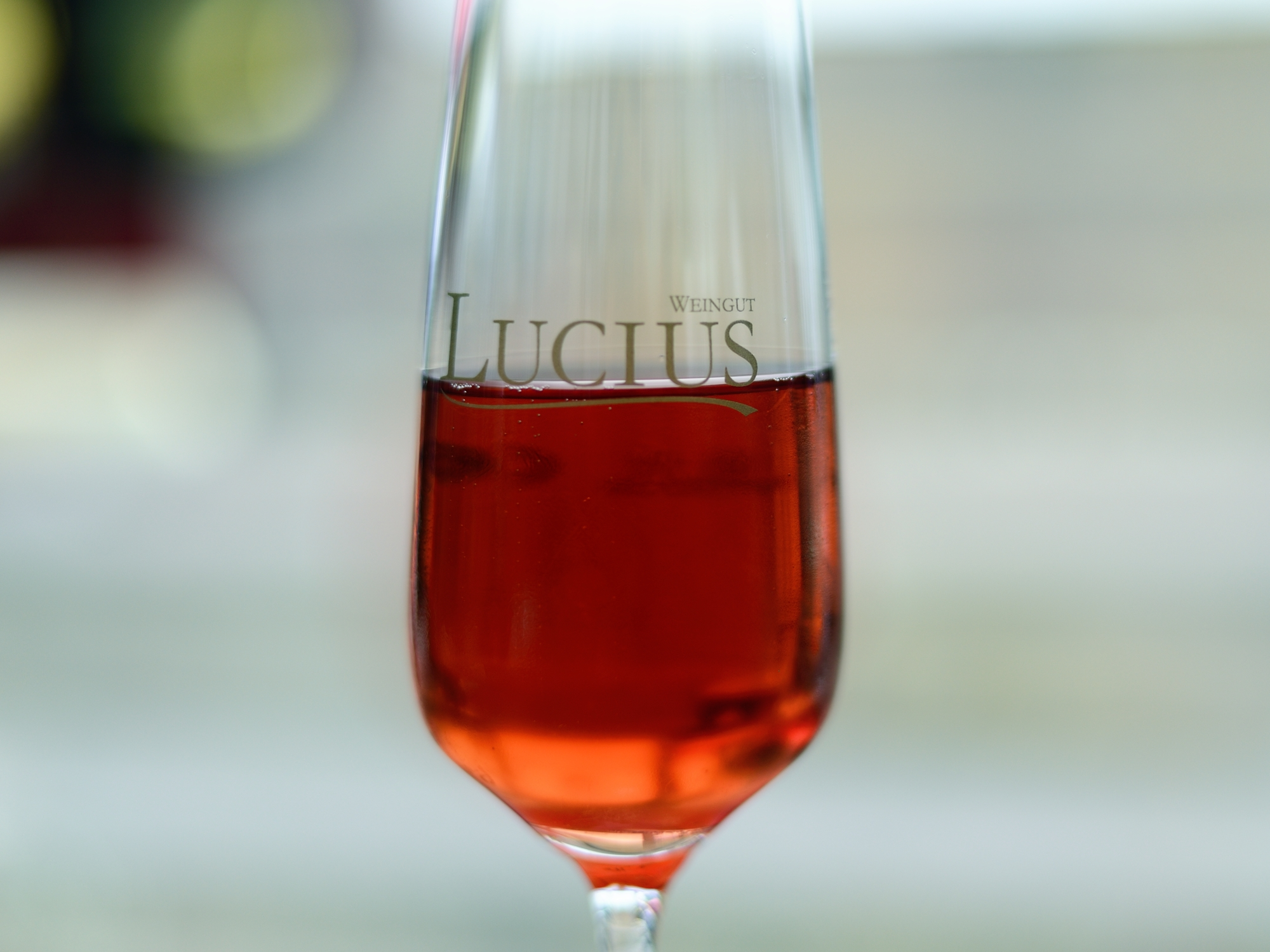 Copy of A glass of Lucius finest