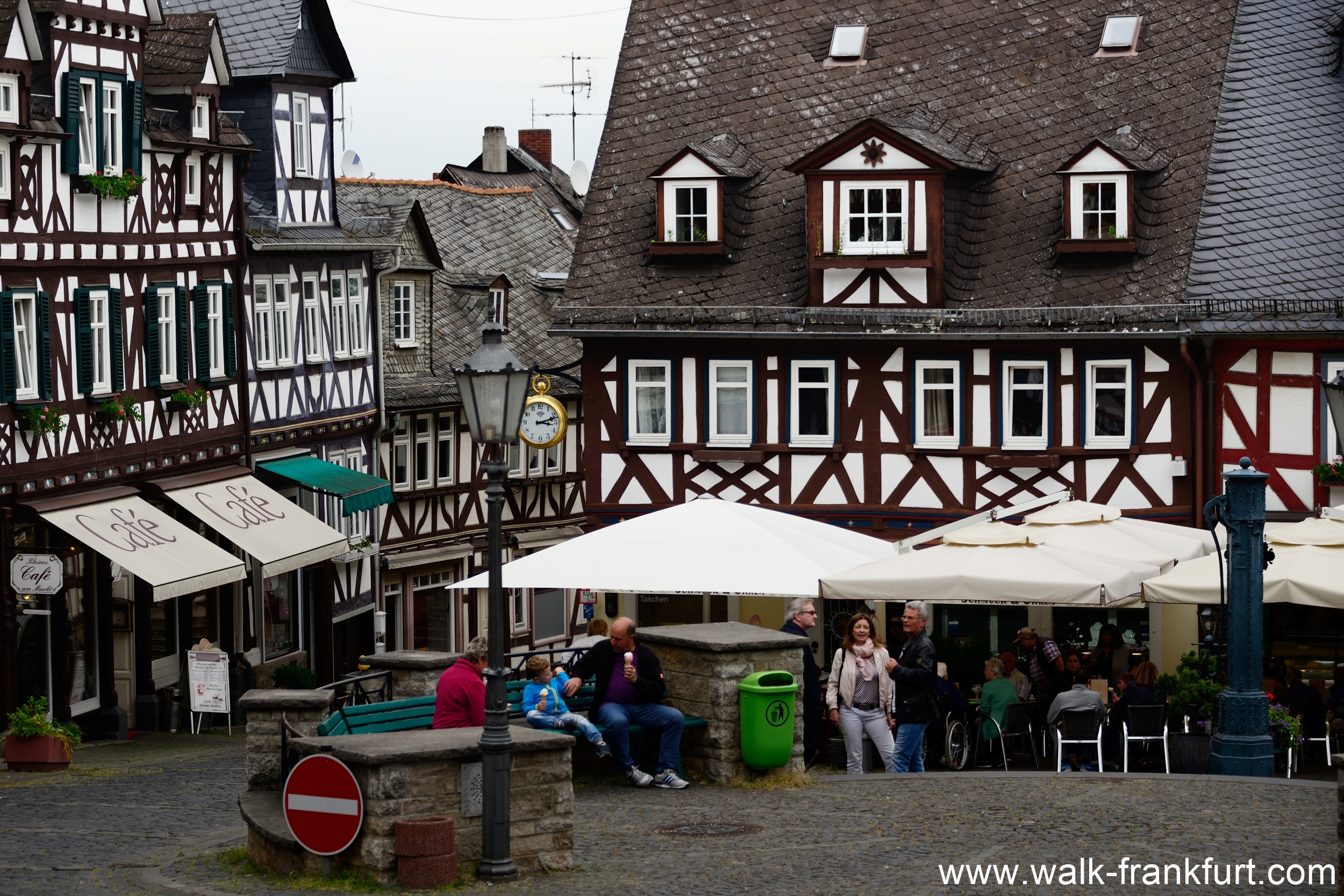 Braunfels Marktplatz