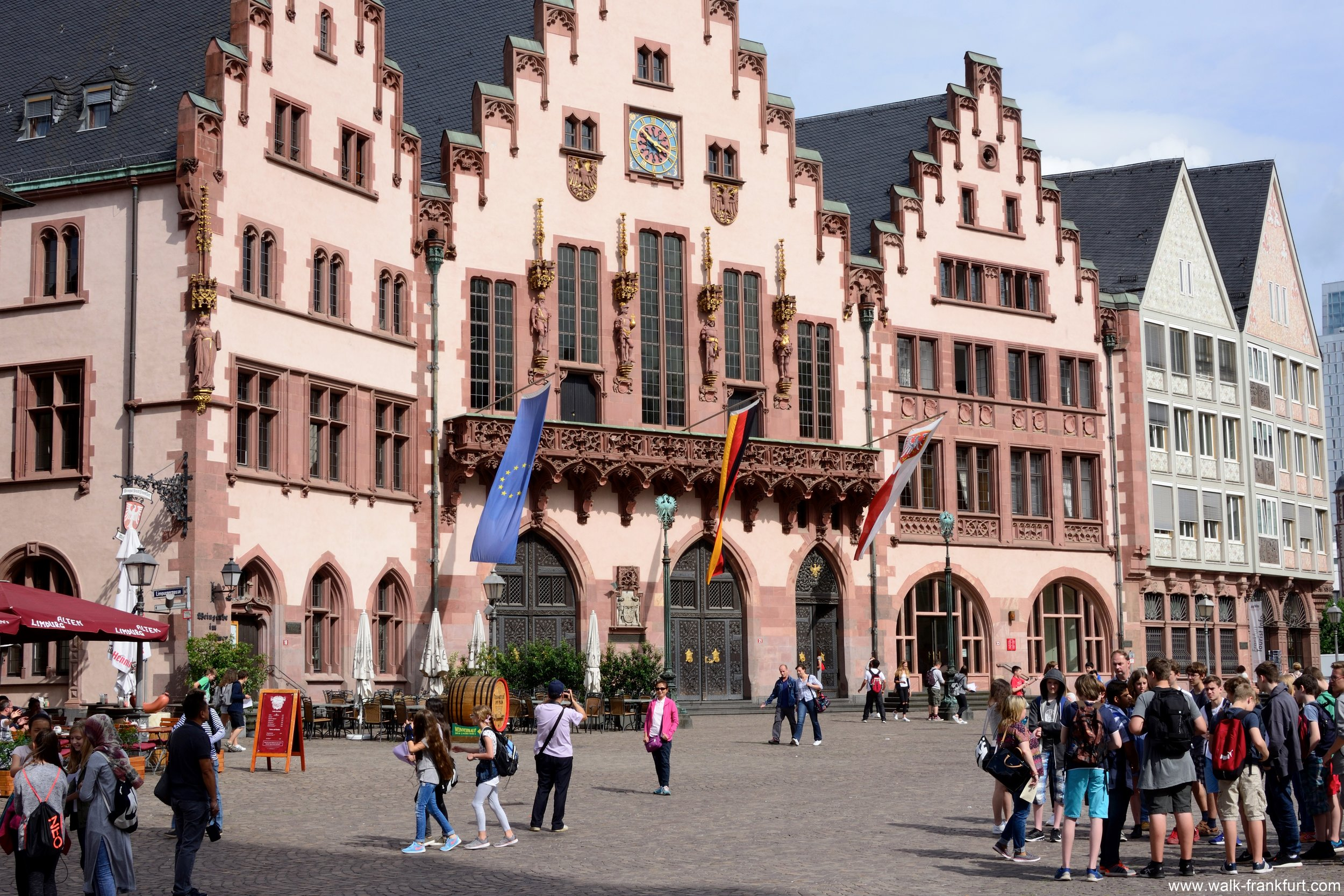Frankfurt Römer (town hall)