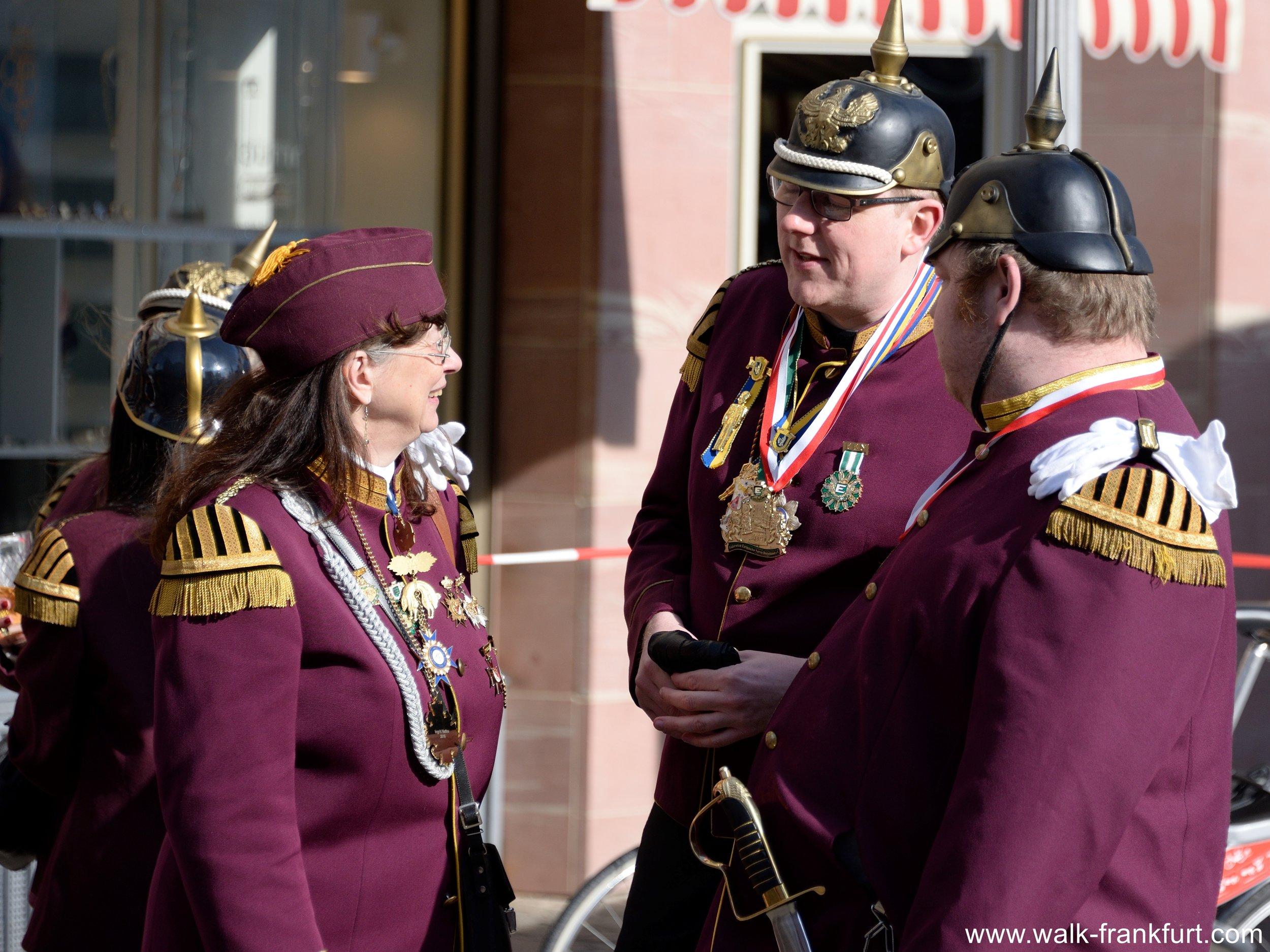 Prussian hats