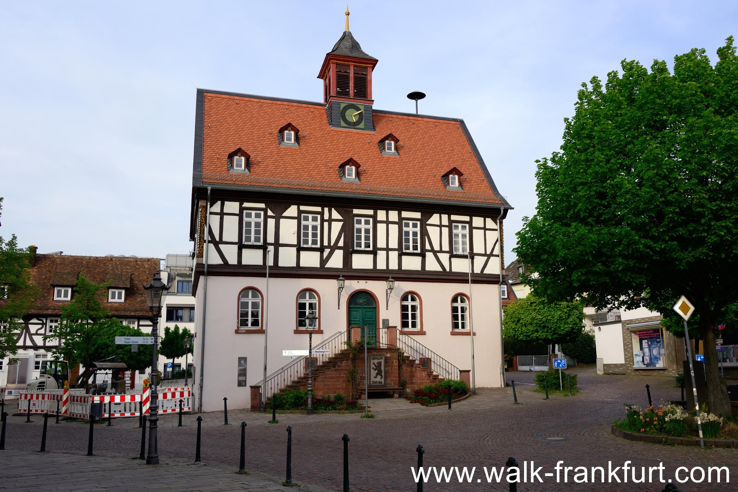 Rathaus in Bad Vibel