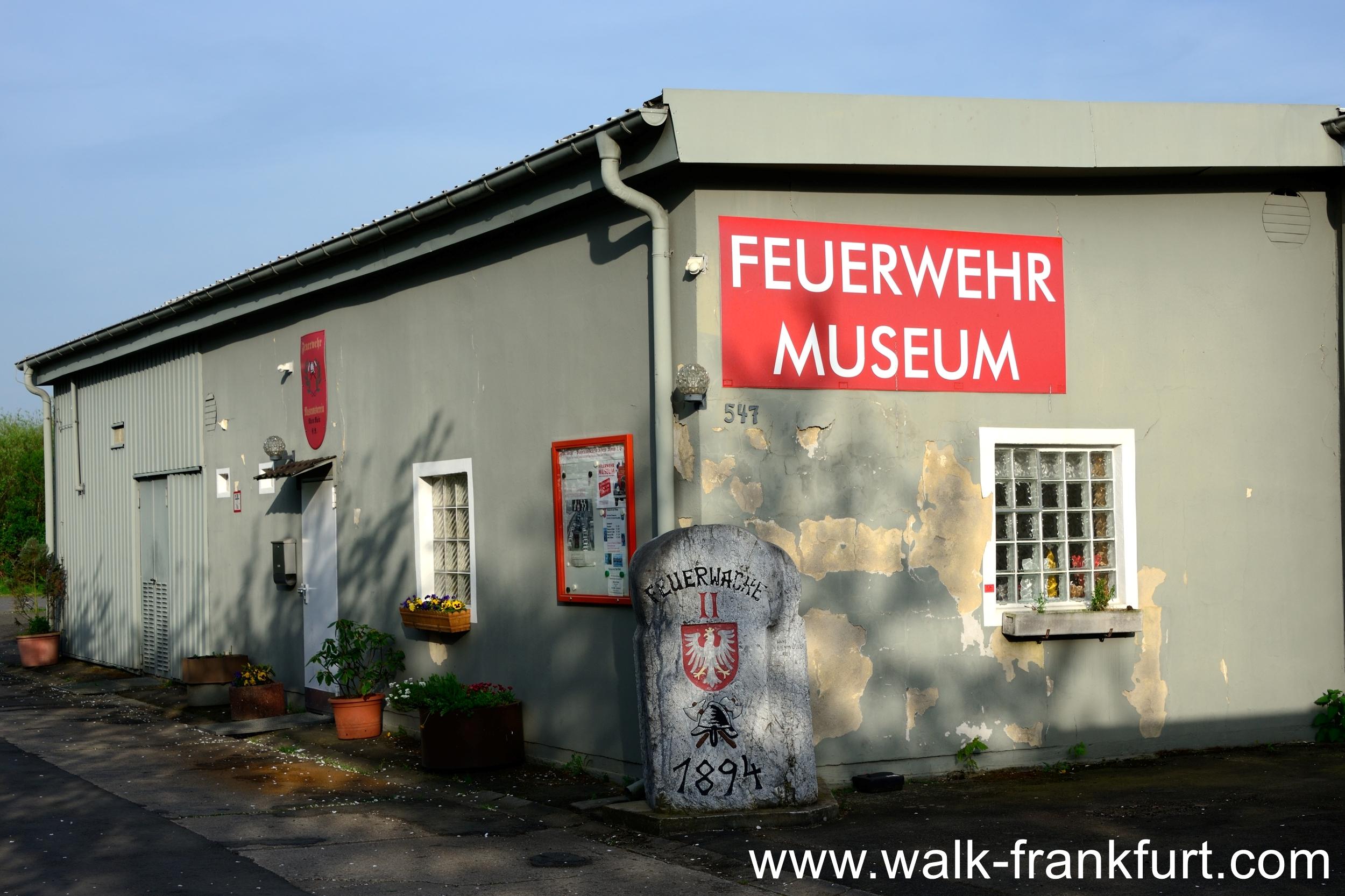 Fire Engine Museum at Bonames
