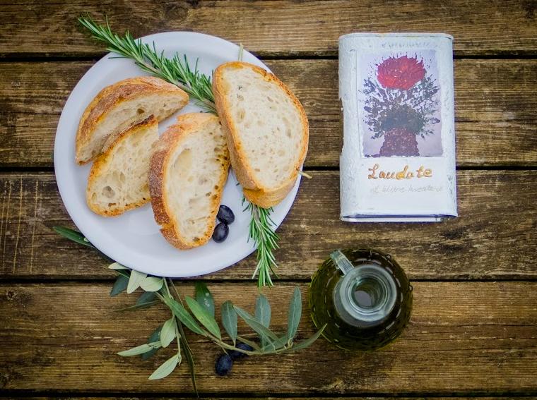 Laudate Extra Virgin Olive Oil