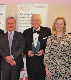 RCM Receiving award