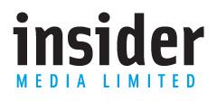 Insider media limited logo