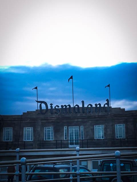 District Designs - Banksy Dismaland
