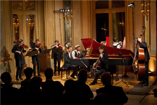 Festival Terpsichore - Ensemble Masques © Jean-Baptiste Millot