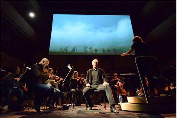Stavanger Symphony Orchestra avec Christian Vasquez et Dietrich Henschel © Emile Ashley