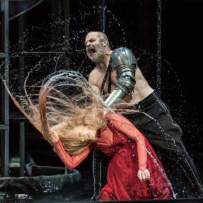 12) Golaud - Pelléas et Mélisande (Debussy)Comme fait Mélisande sur son lit de mort, peut-on pardonner à son mari les déchaînements de violence ? Golaud est un personnage complexe, un chevalier brutal qui s'ouvre à l'amour avant de connaître les tourments de la jalousie. Dans le drame de Maeterlinck et l'opéra de Debussy, la tension monte et explose dans une scène d'une brutalité quasi insupportable.© Clive Barda