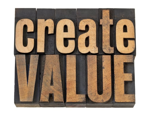 What type of value are you delivering as a real estate professional?
