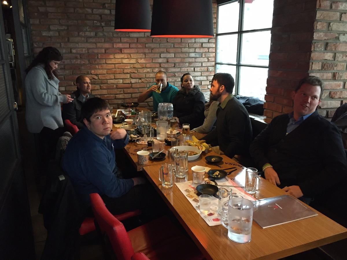 Joshua Dorkin Meetup