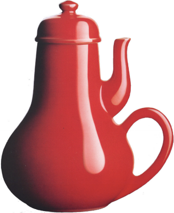 Pictured: Teapot for Masochists