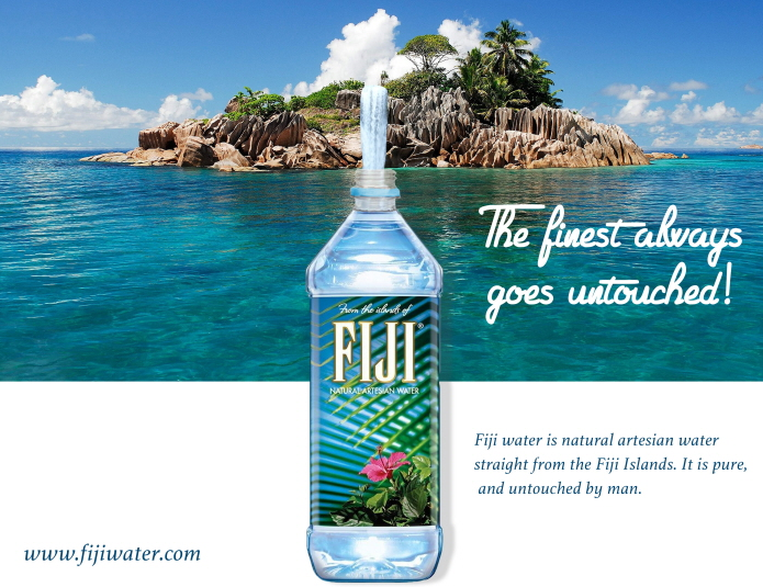 Image: Fiji Water