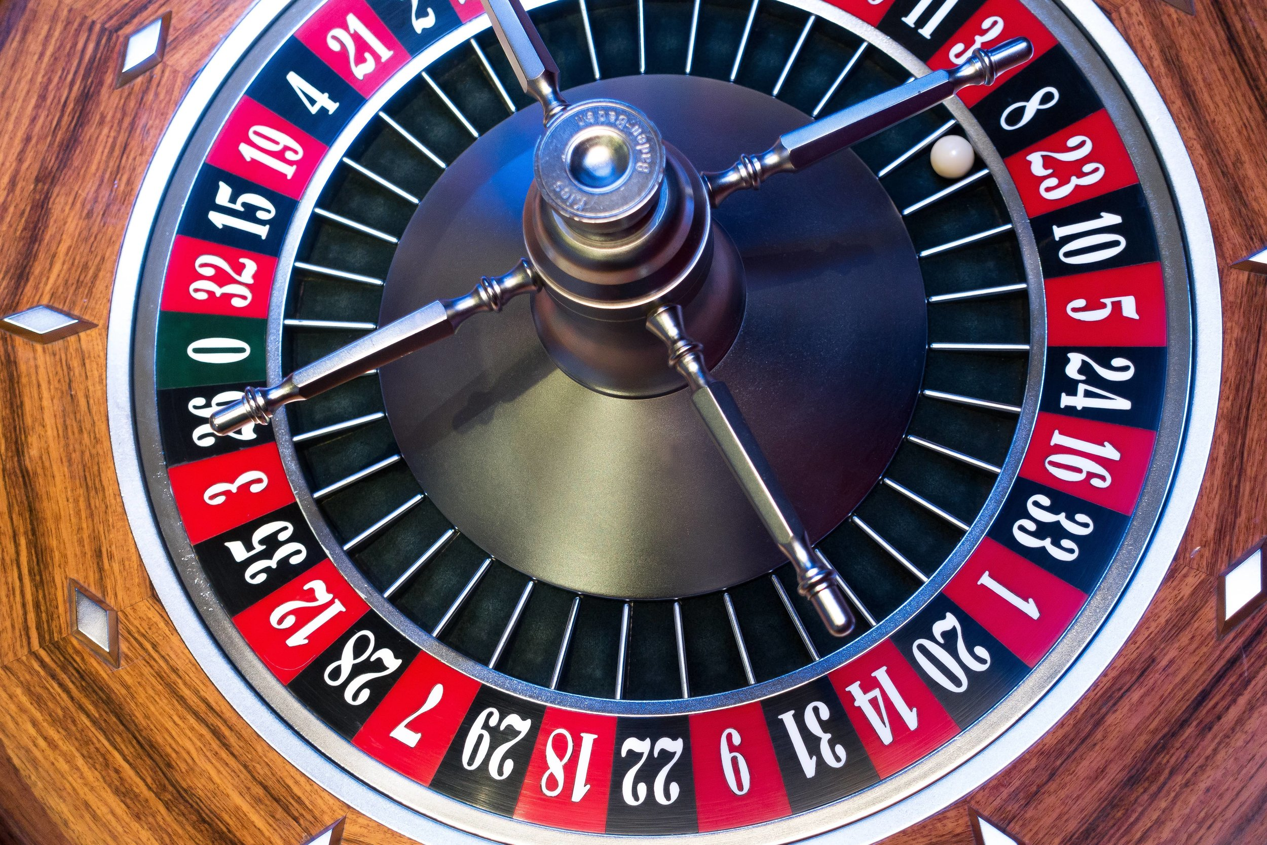 Roulette gambling investment