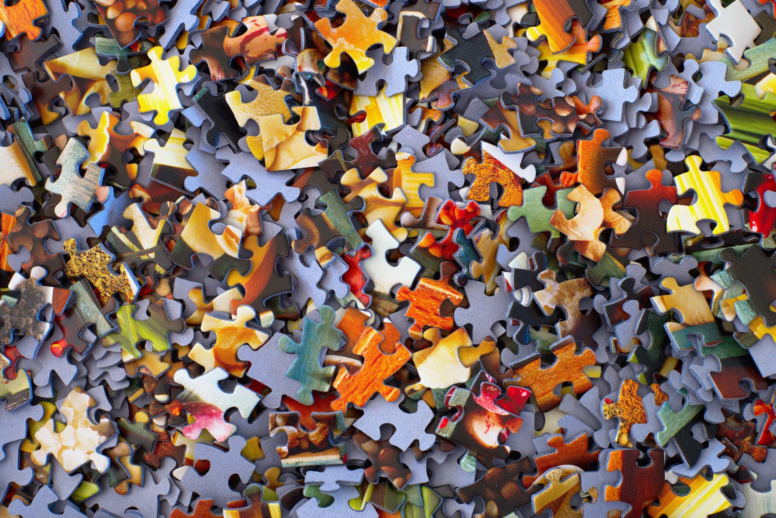 Problem solving puzzle