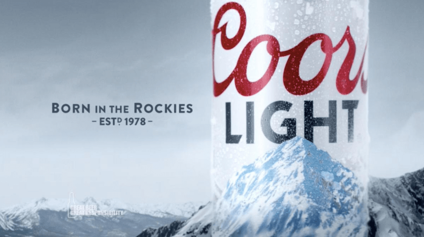 Image Credit: Coors