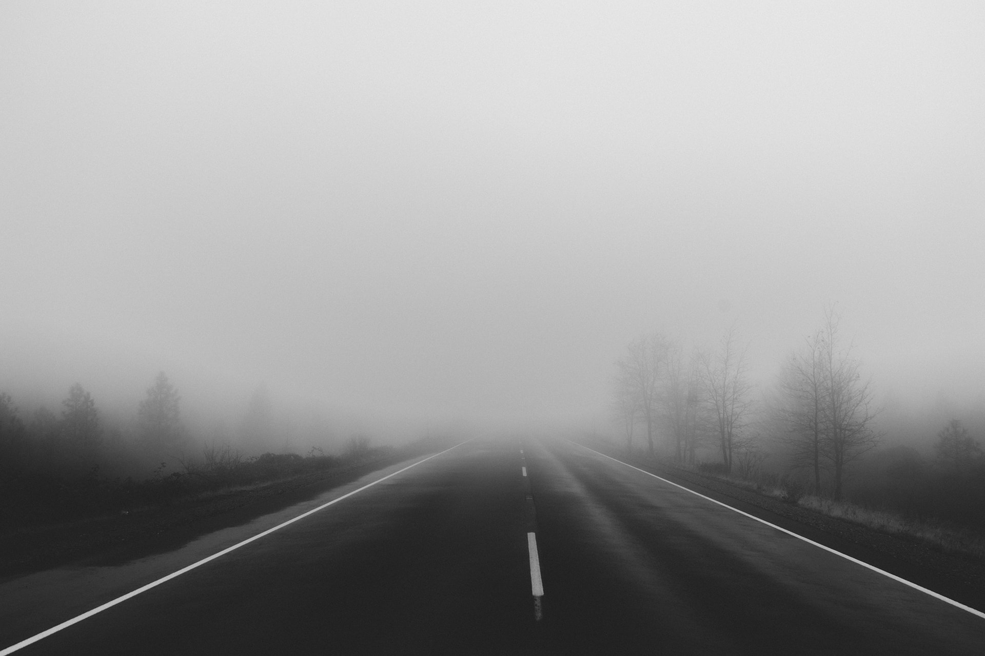road fog uncertainty