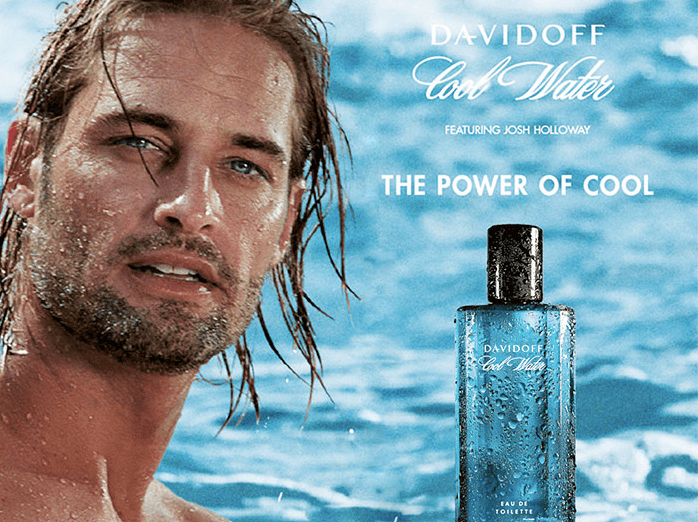 Davidoff Cool Water Value Proposition