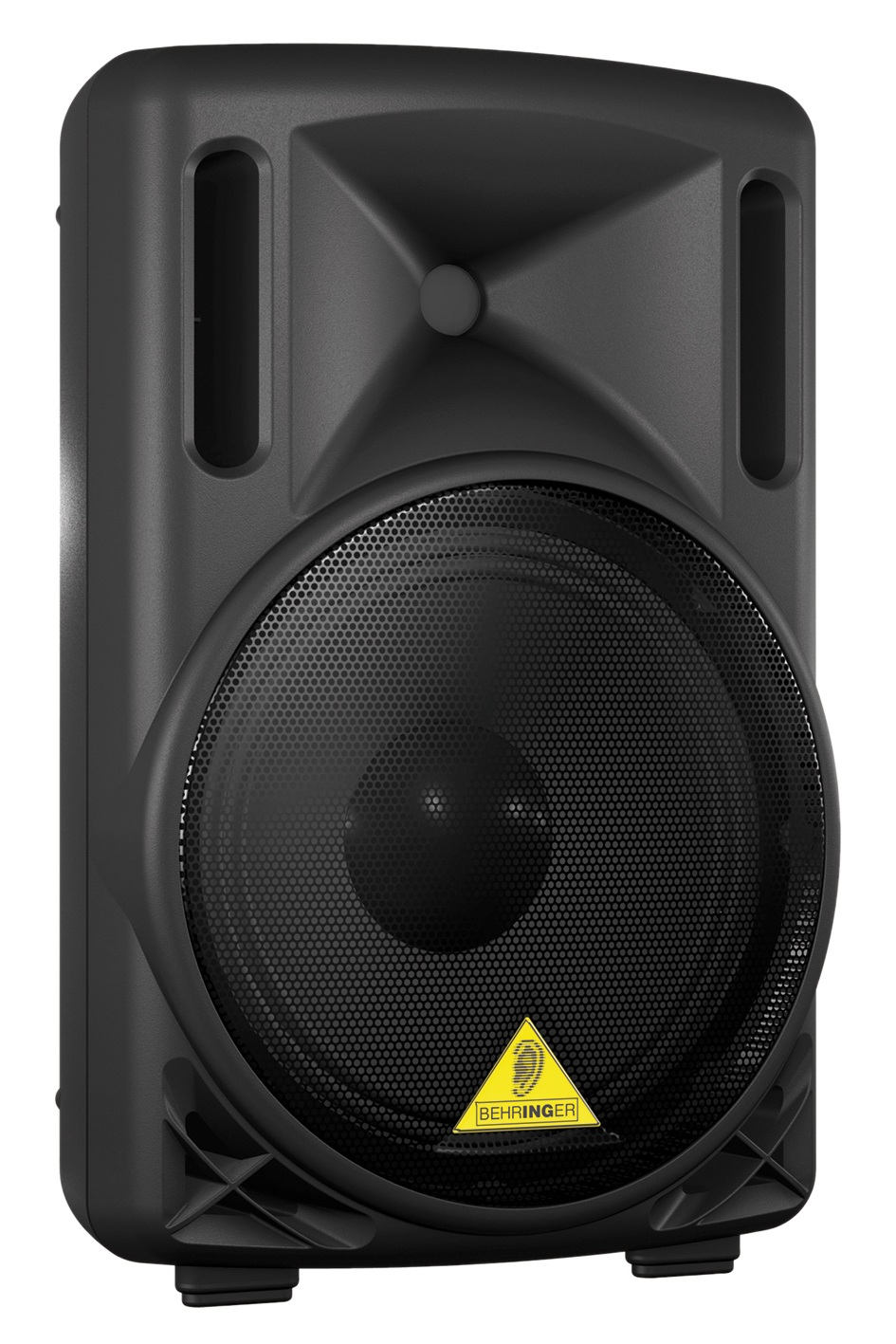Behringer's Eurolive series uses Class D amplifiers - great energy efficiency without the weight