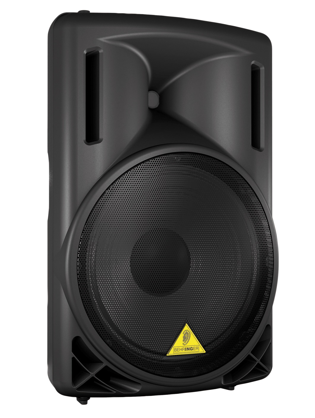 Behringer's B215D features an integrated sound processor as well as a 550W Class D amp