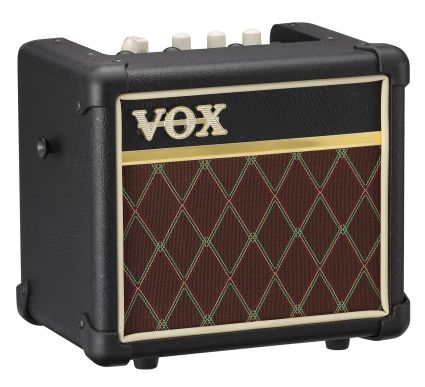 Vox Mini3 MKII Classic, also available in black or ivory finishes