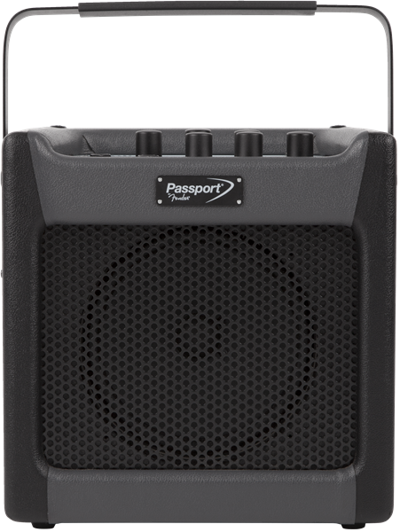 Fender Passport Mini - a versatile amp that performs like a battery-powered PA system!