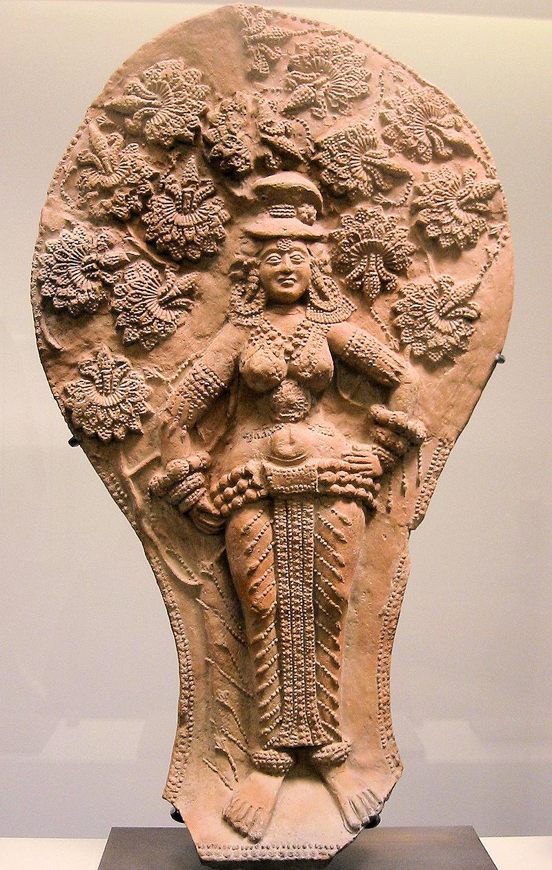 Yakshi. Sunga 2nd-1st century BCE.