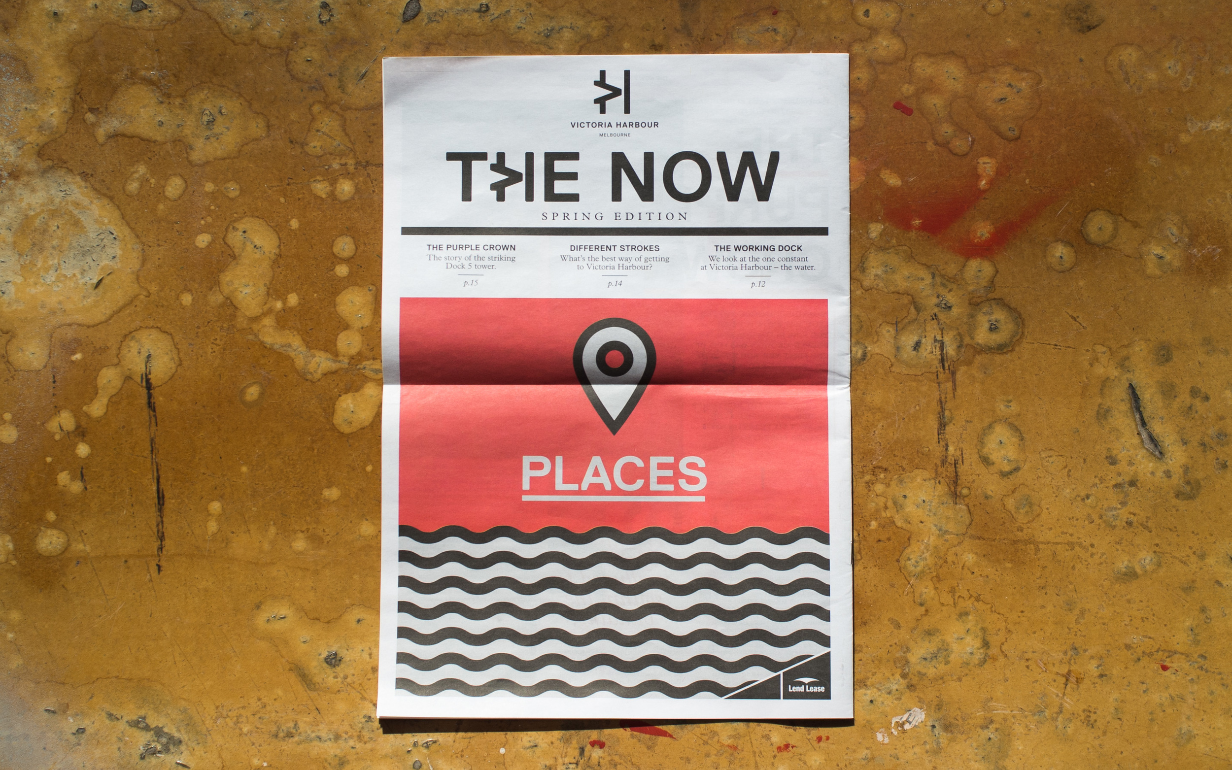 Victoria Harbour - The Now