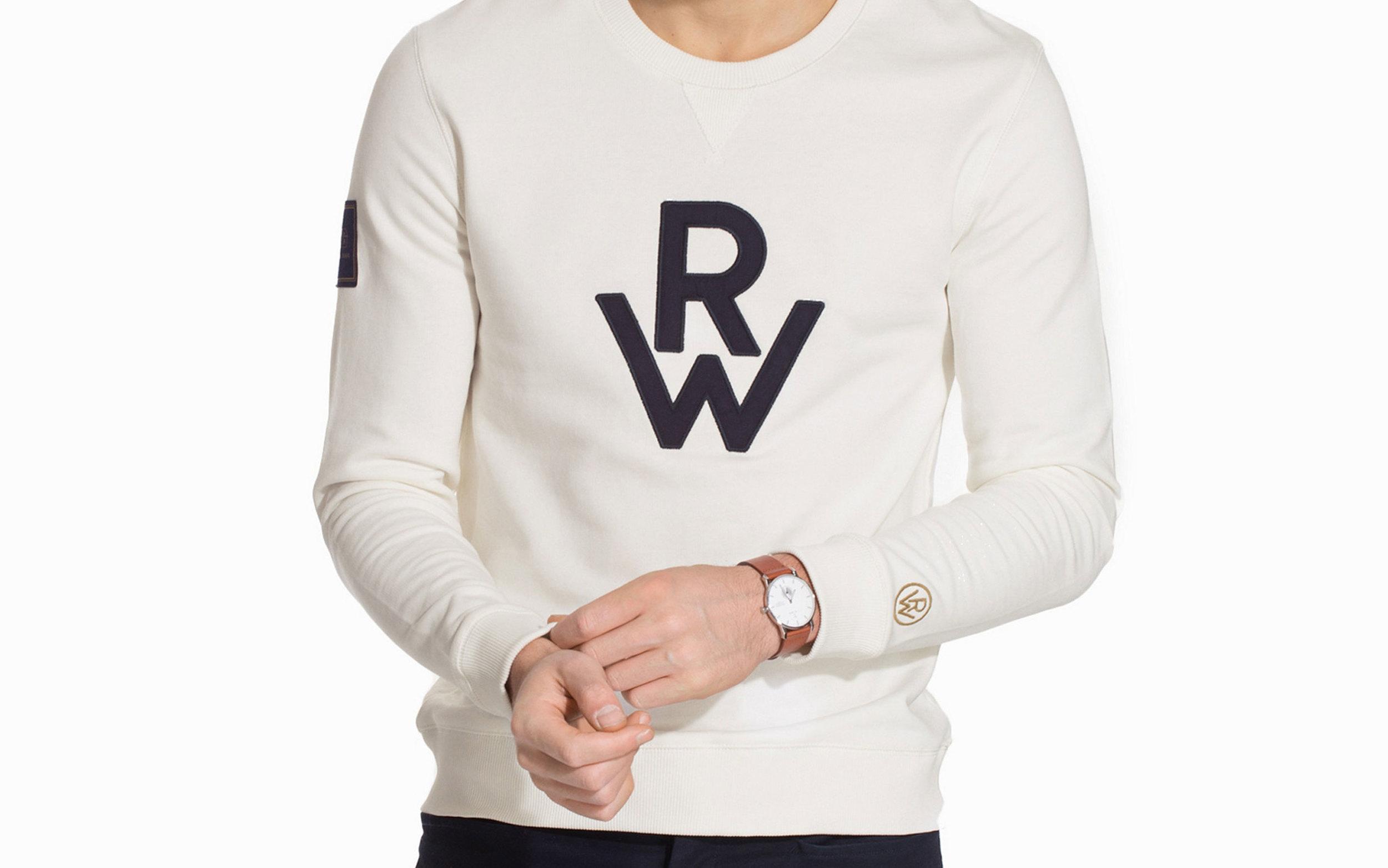 RW Est. 1984 sweatshirt