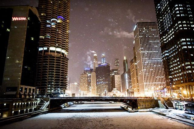 Chicago on ice.