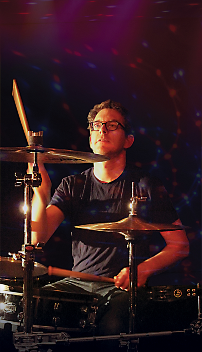 MARC BECKMANN Drums