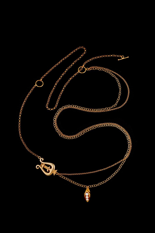Vega Lyra - Necklace