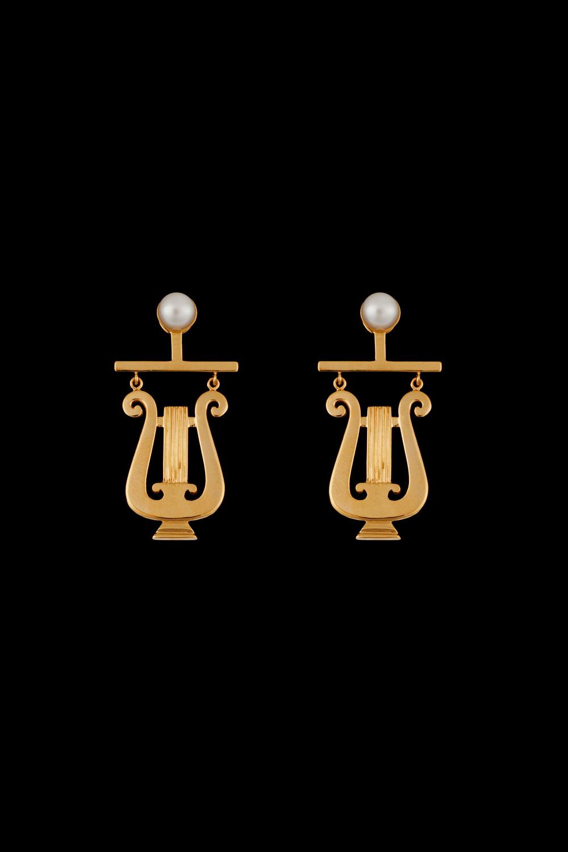 Delta Delta Lyra - Earrings