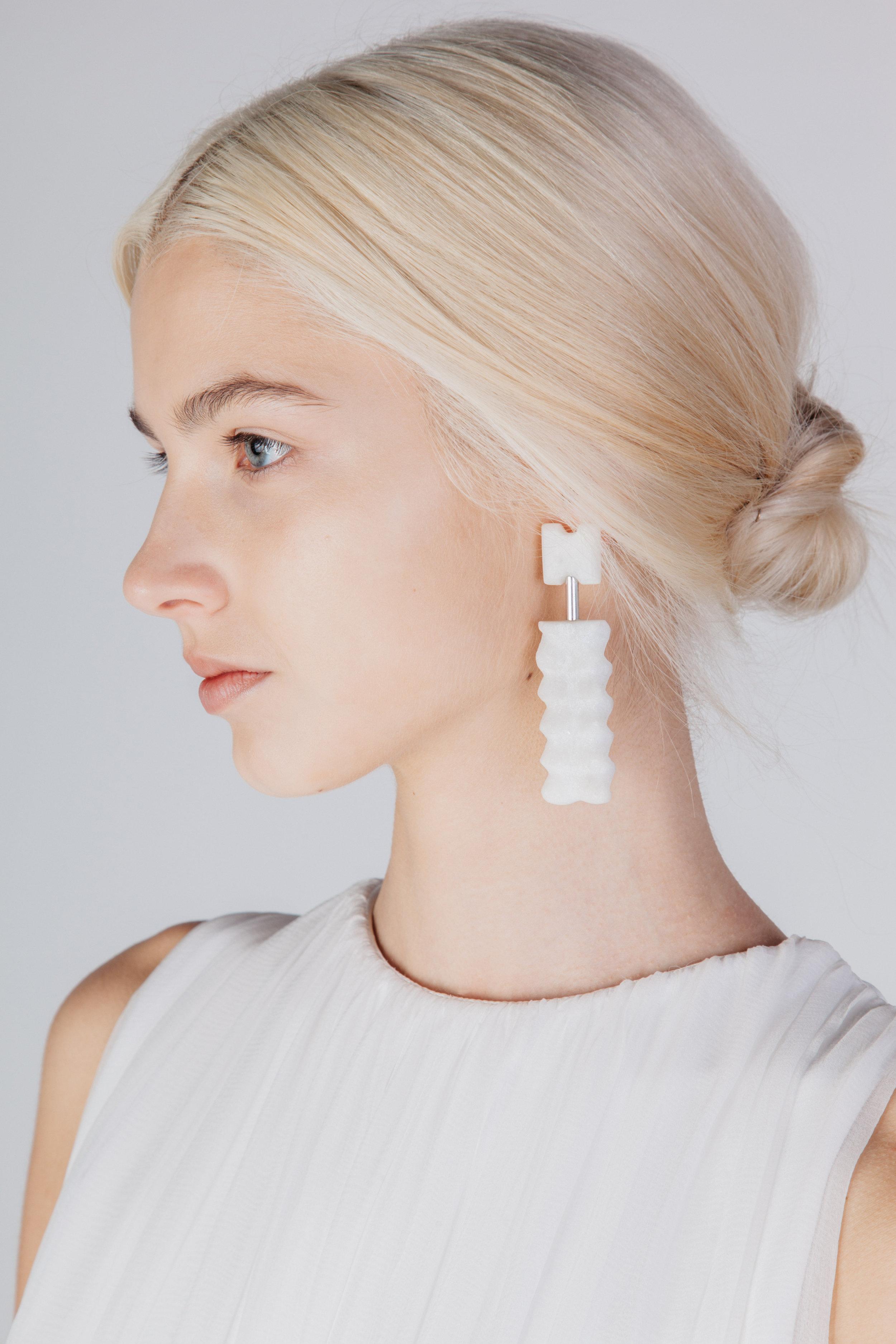 Phrix's Column - Earrings