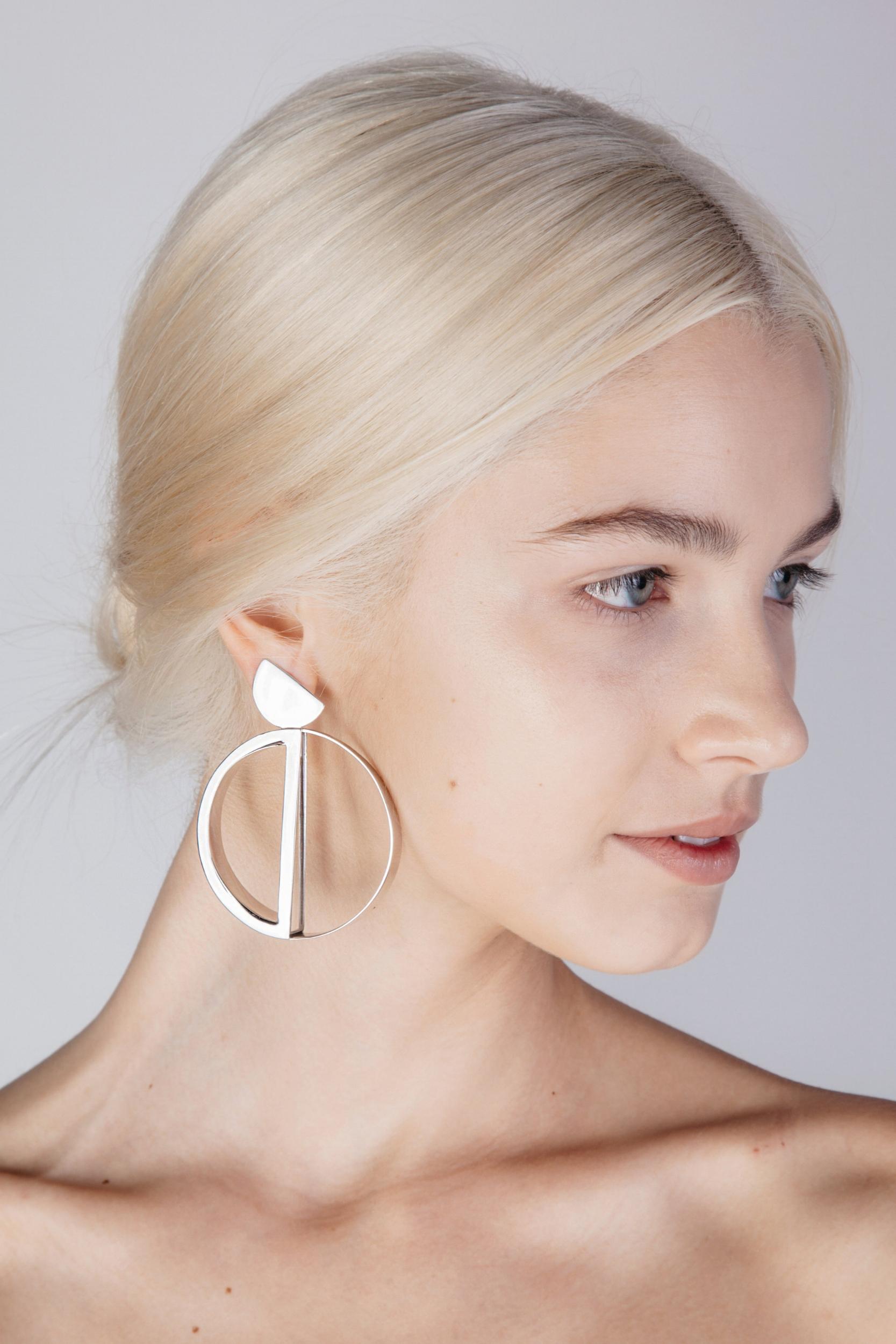 Reflector II - Earrings