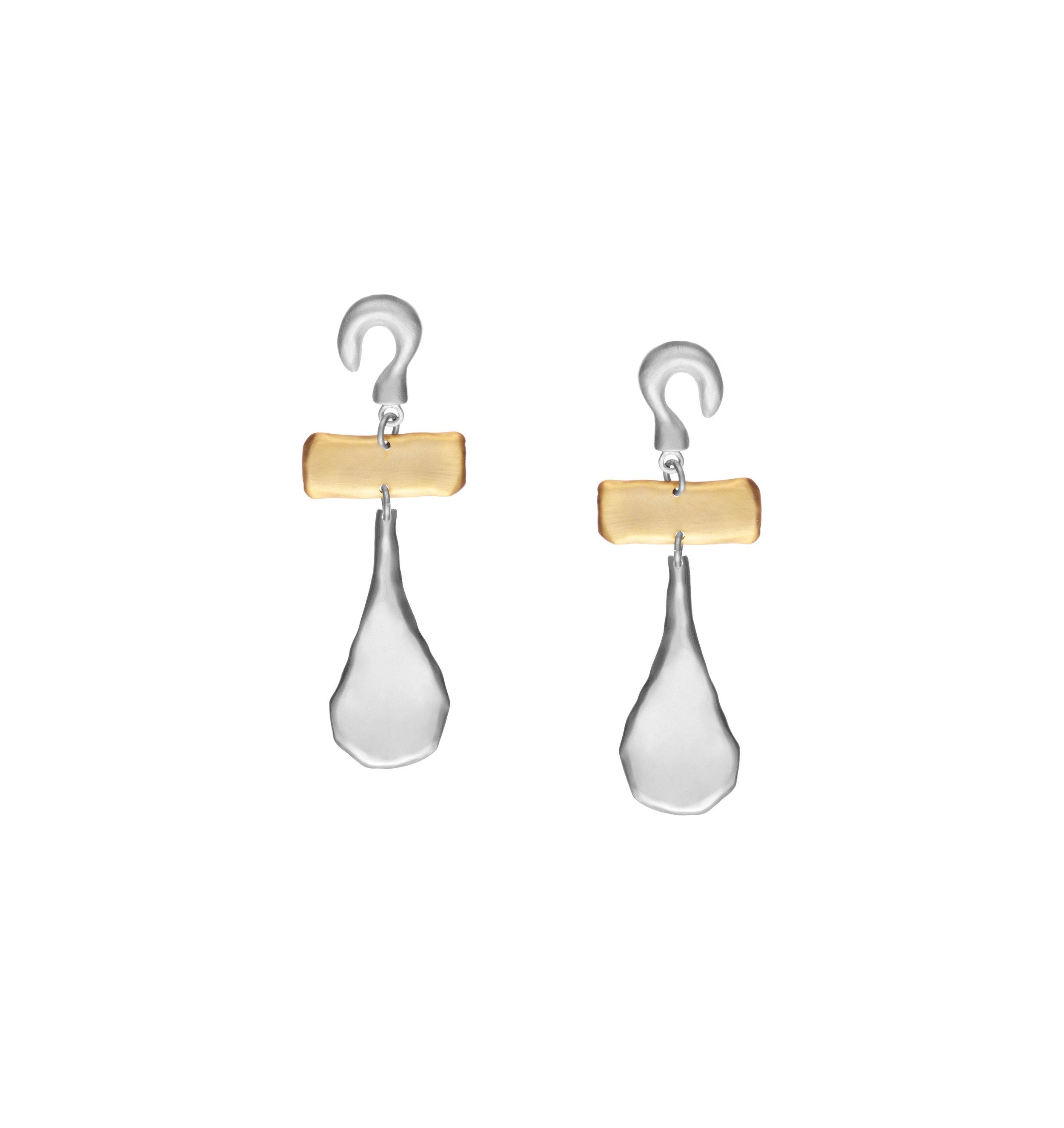 Hook & Drop - Earrings
