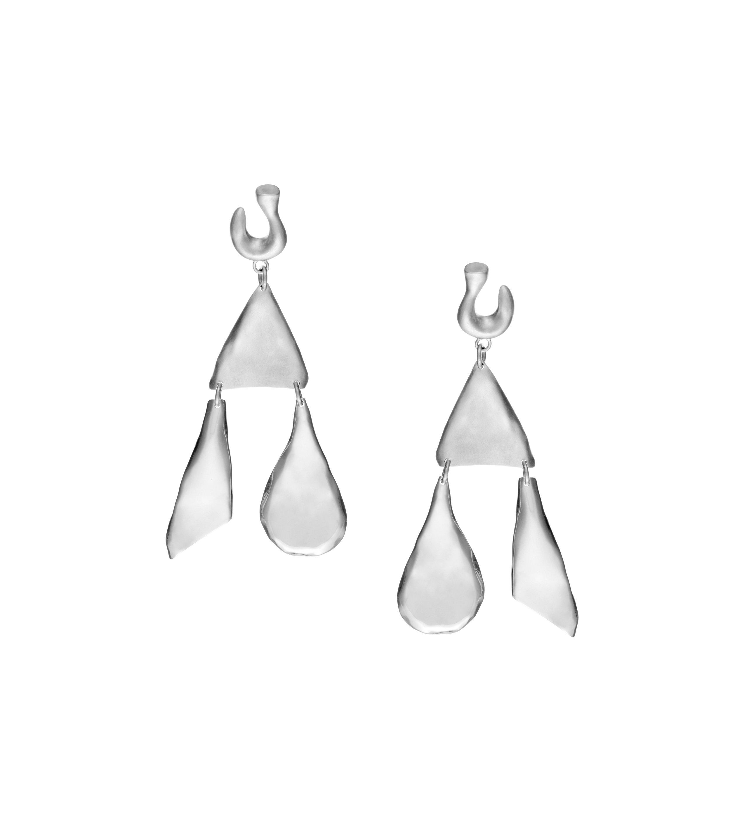 Hook & Runes - Earrings