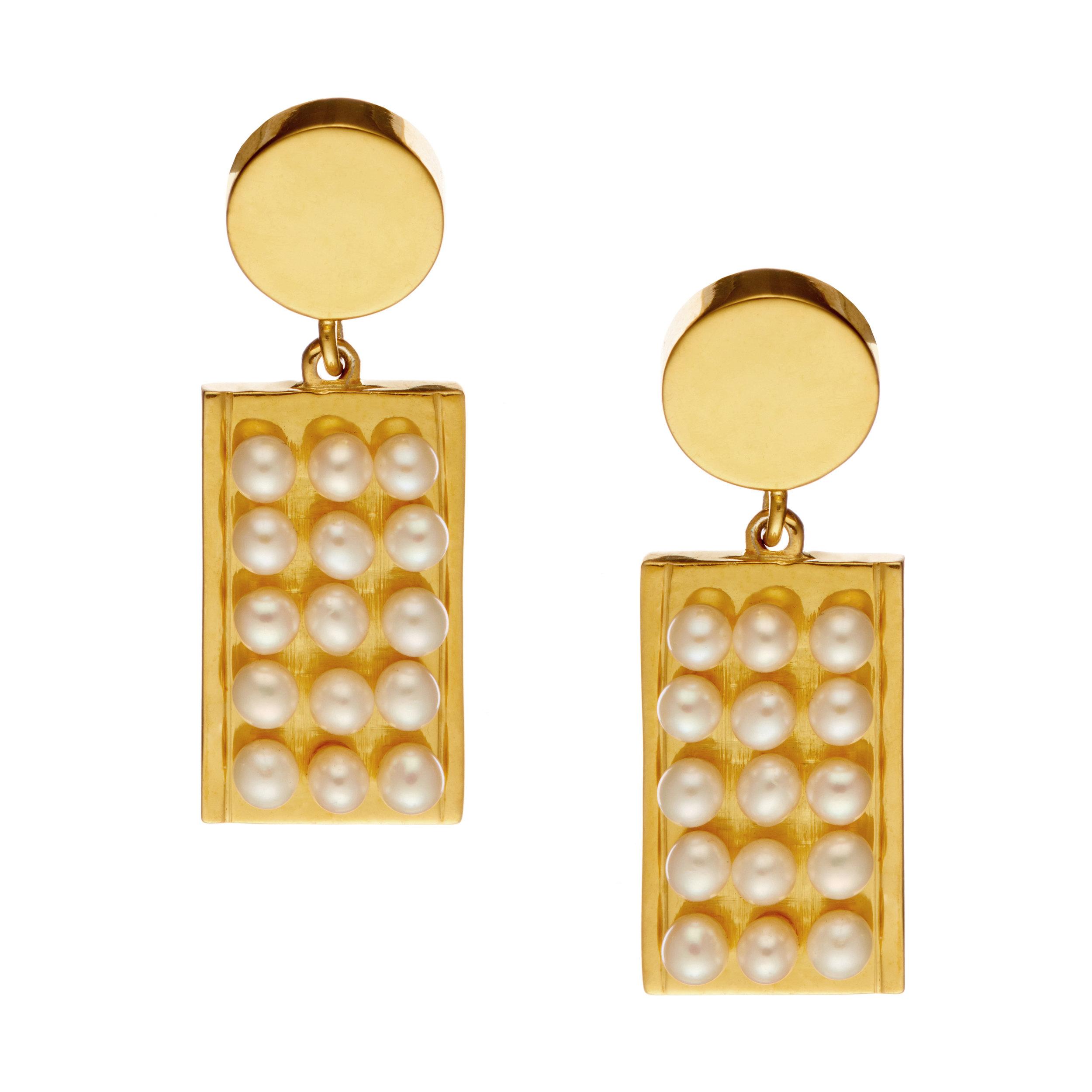 Marquee Minor - Earrings
