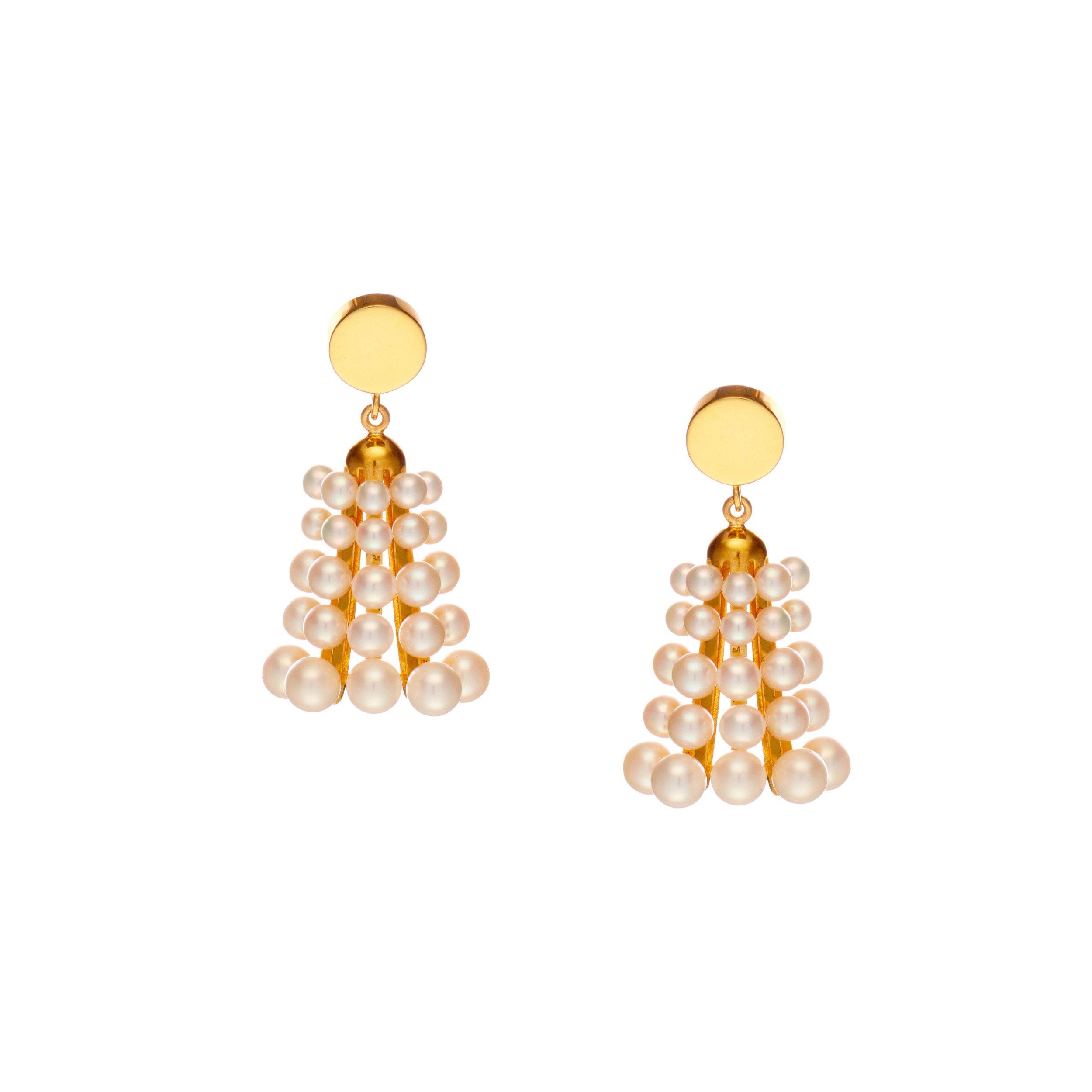 Carillon II - Earrings