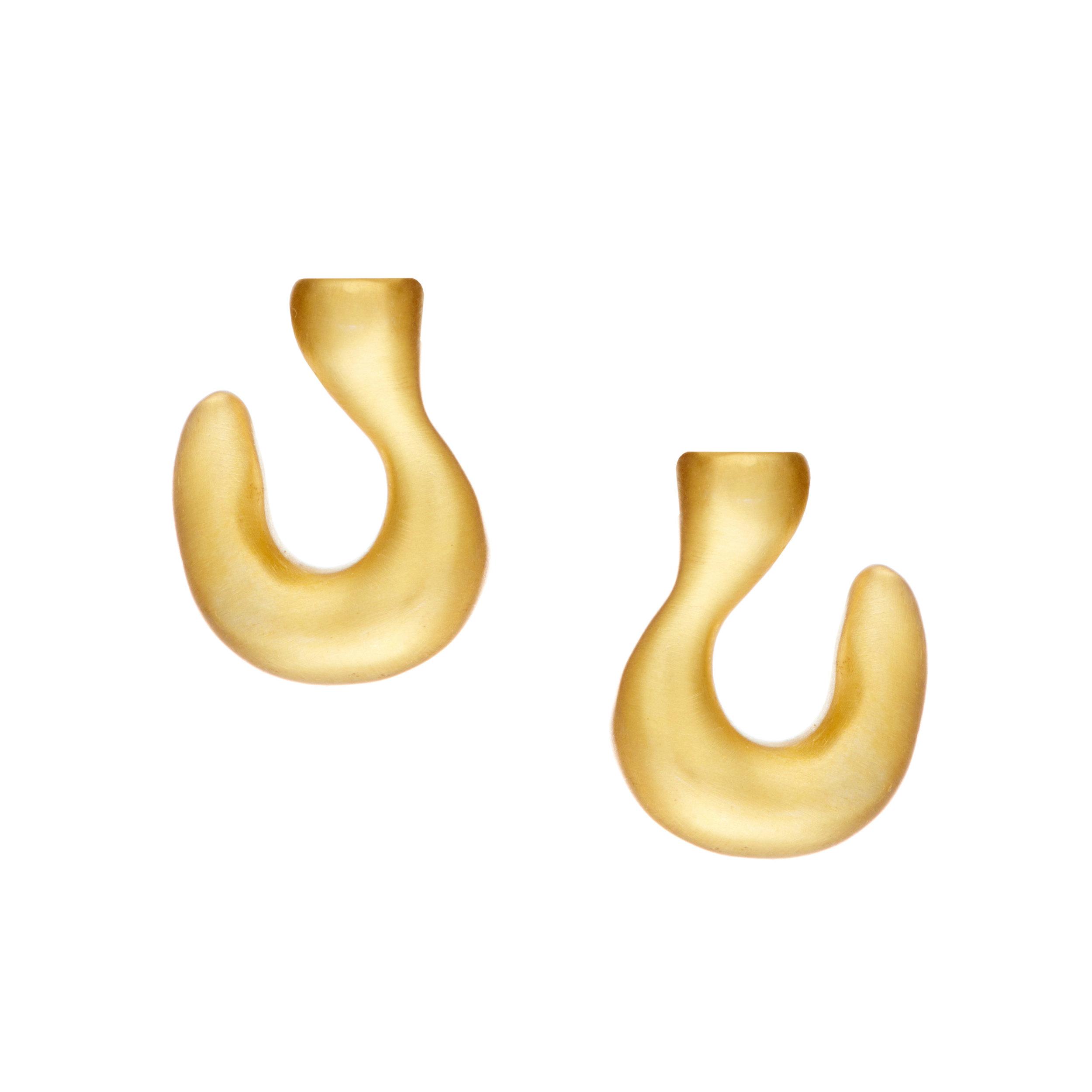 Cretan Hook II - Earrings