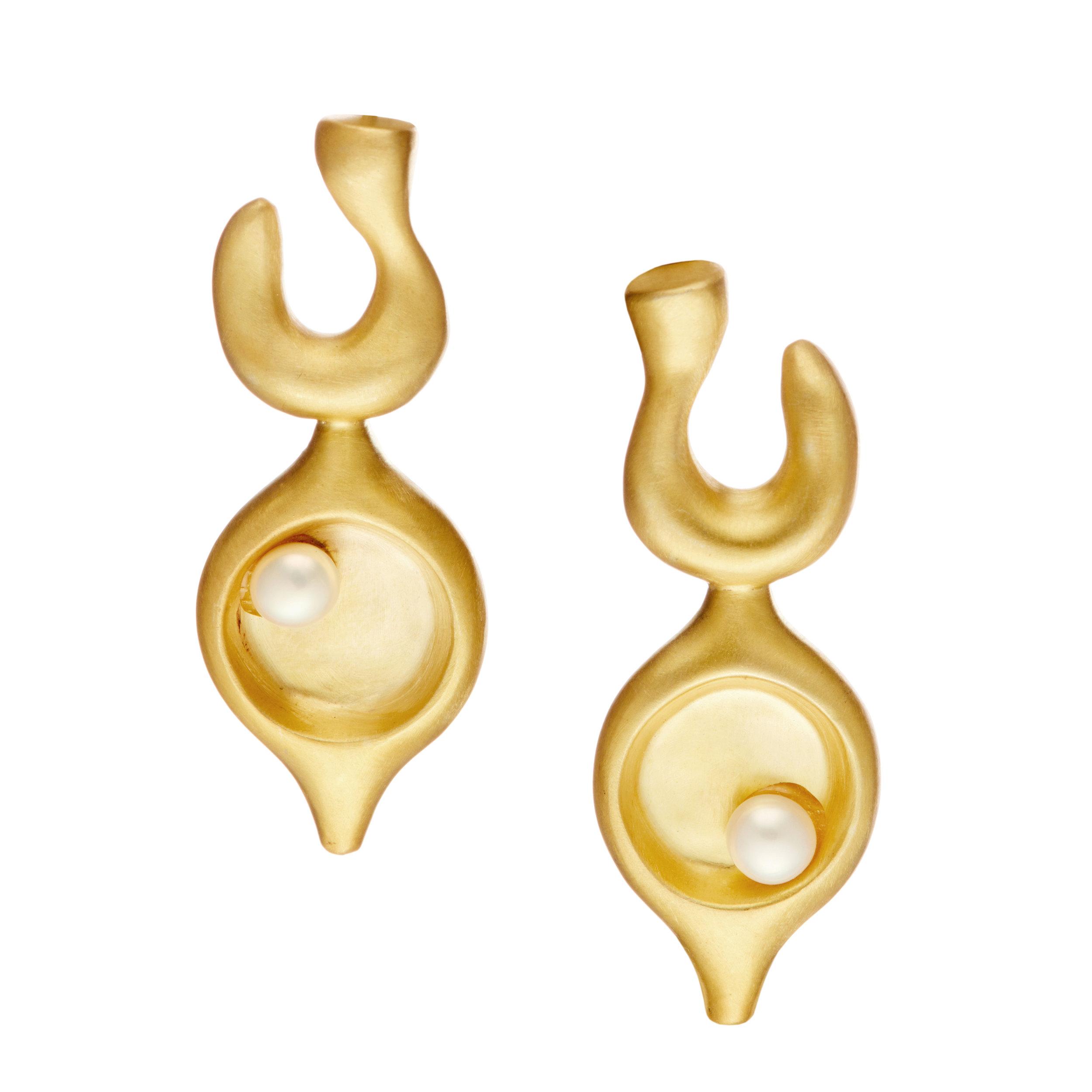 Hook & Eye - Earrings