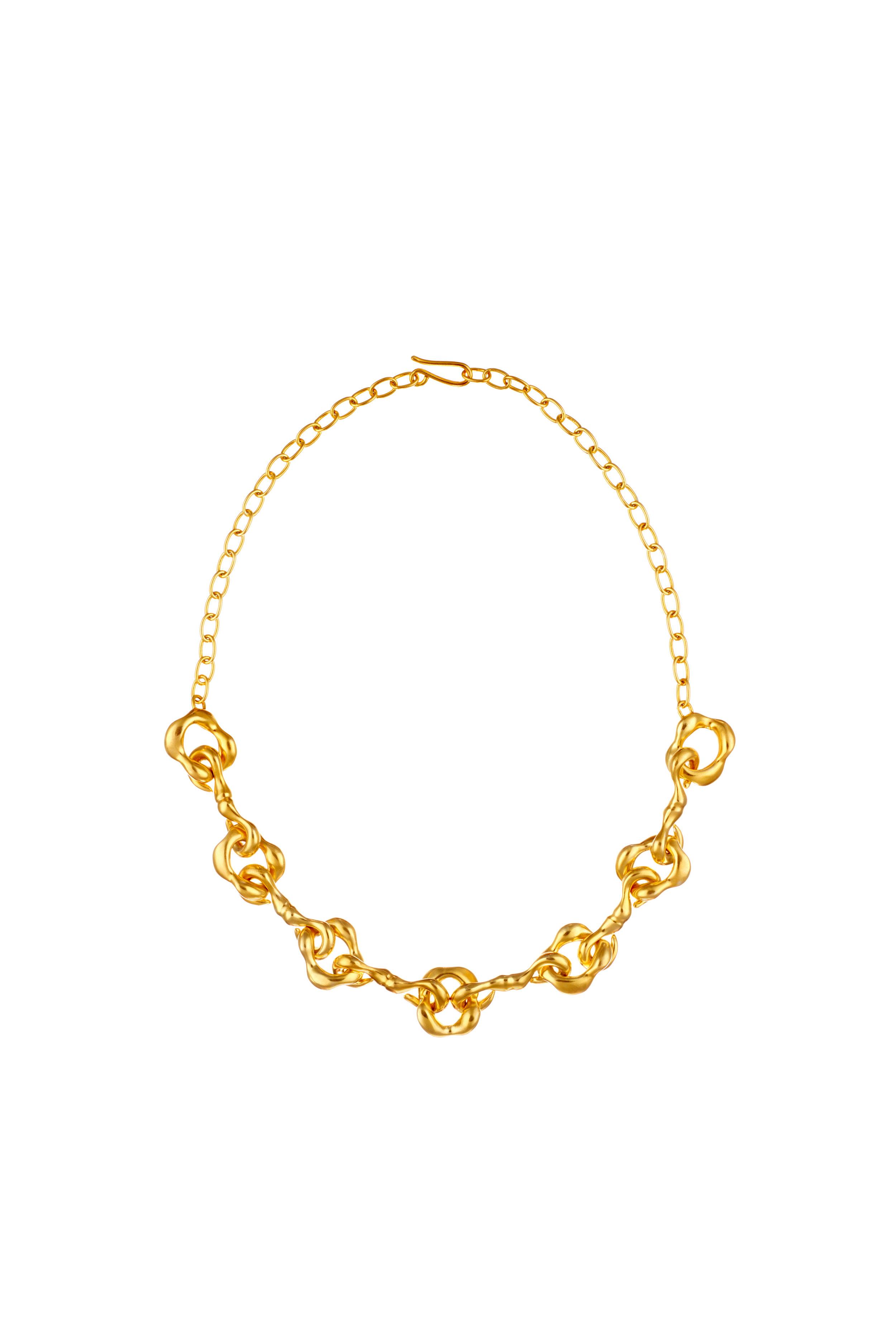Agrifi Hooks II - Necklace