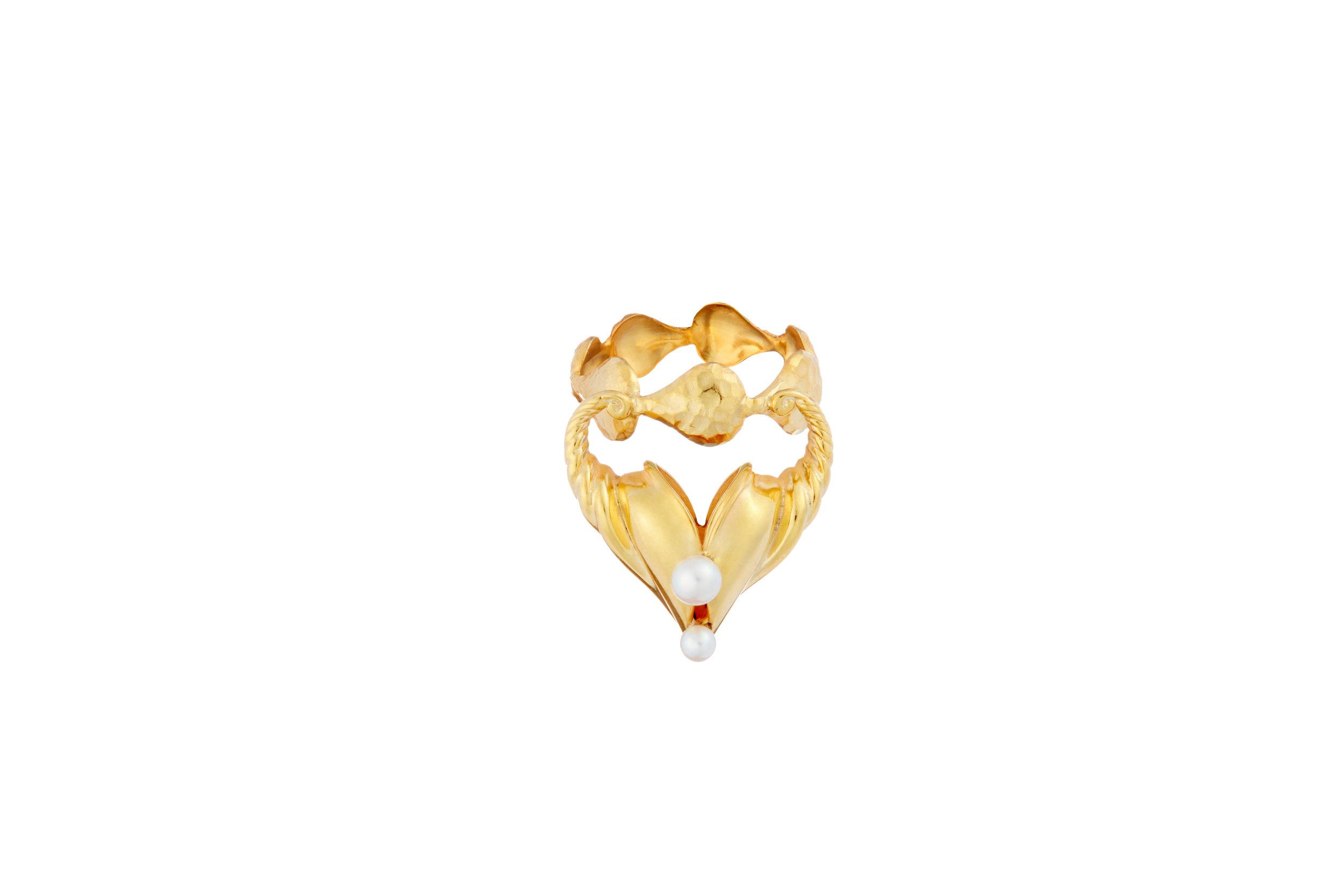 Nereid Crown - Ring