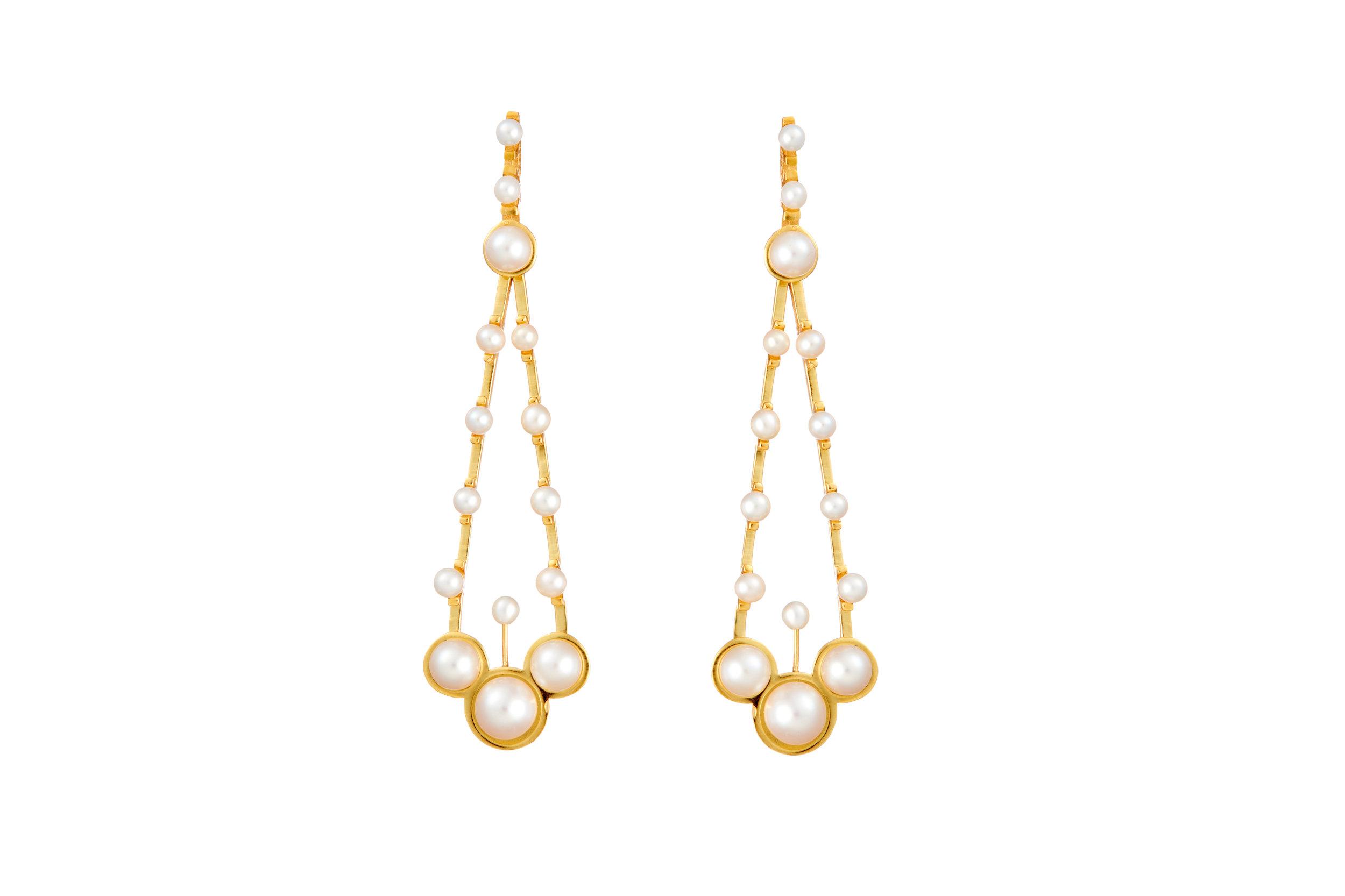 Neried Drops - Earrings