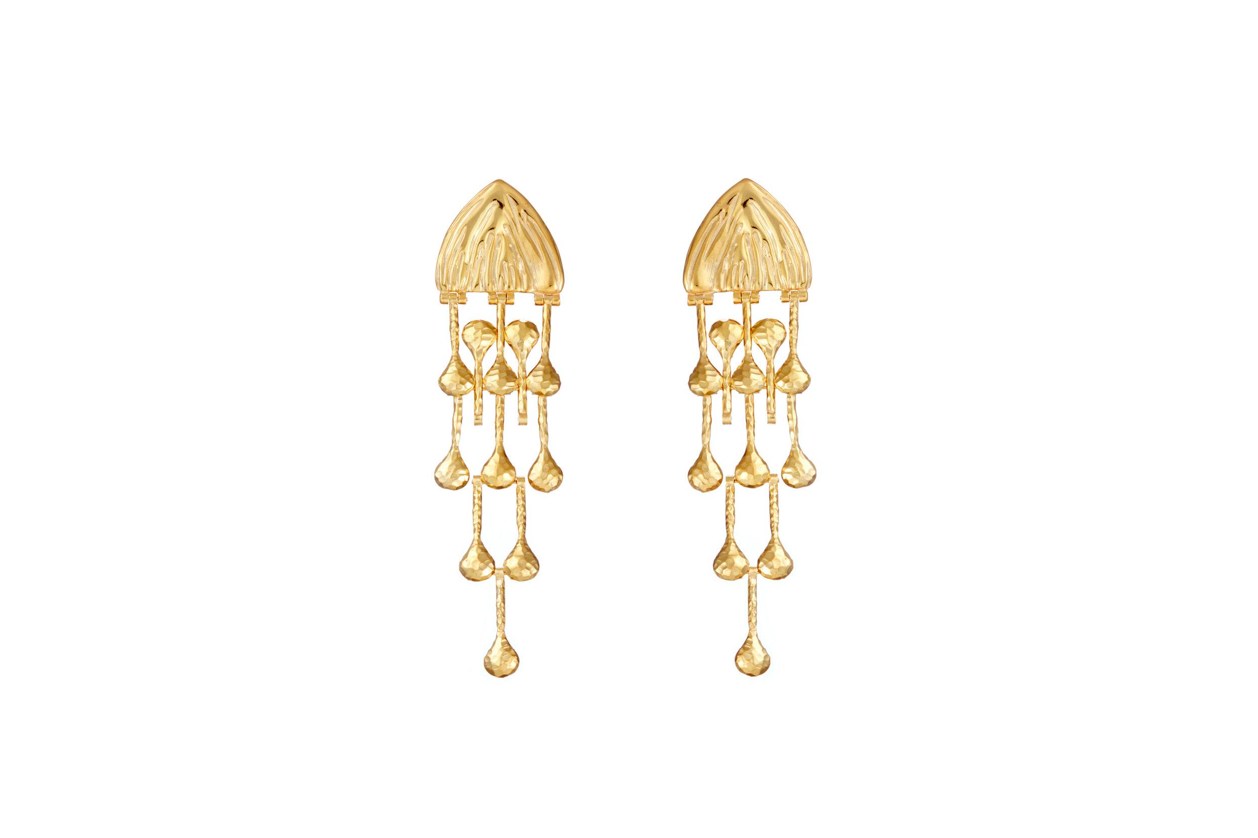 Maiden Medusa - Earrings